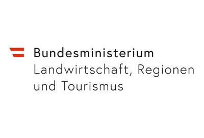 logo bundesministerium fuer landwirtschaft regionen und tourismus