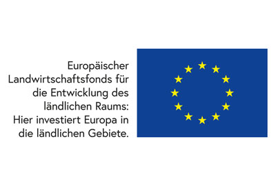 logo europaeischer landwirtschaftsfonds fuer die entwicklung des laendlichen raums hier investiert europa in die ländlichen gebiete