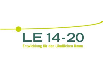 logo LE 1420 entwicklung fuer den laendlichen raum
